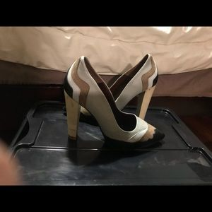 H&M leather shoes size 37